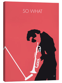 Stampa su tela  Miles Davis, so what - chungkong