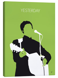 Stampa su tela  MY PAUL MCCARTNEY Minimal Music poster - chungkong