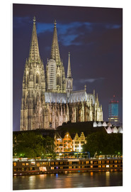 Stampa su PVC  cathedral of cologne - Dieterich Fotografie