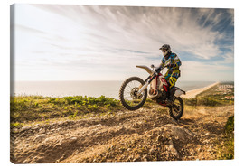 Tela  Coast trip with the Enduro