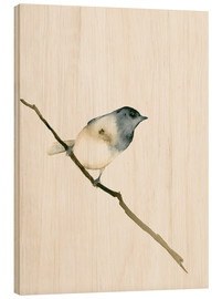 Stampa su legno  Ghost Bird - Dearpumpernickel