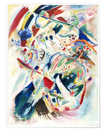 Poster Premium  Pannello per Edwin R. Campbell N. 4 - Wassily Kandinsky