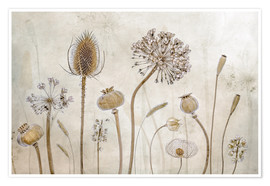 Poster Premium  Autunno - Mandy Disher