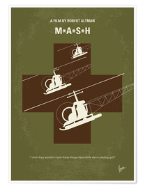 Poster Premium M.A.S.H.