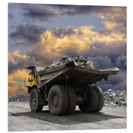 Forex  Severe weather in the gravel pit