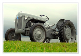 Poster Premium  The Ford 2N tractor