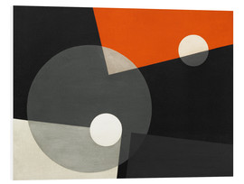 Forex  Composition On 7 - László Moholy-Nagy