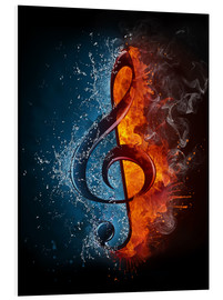 Forex  Fire and water music