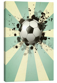 Stampa su tela  Football forever - Kidz Collection