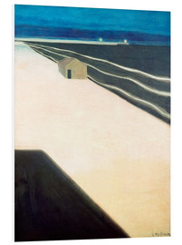 Stampa su schiuma dura  The Sea Wall - Léon Spilliaert
