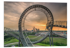 Schiuma dura  Tiger & Turtle Magic Mountain Duisburg - Dennis Stracke