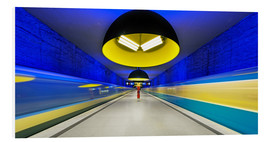 Forex  Subway station in Munich - Dieter Meyrl