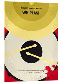 Vetro acrilico  No761 My Whiplash minimal movie poster - chungkong