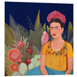 Sylvie Demers - frida a casa azul revisitated