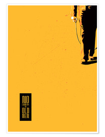 Poster Premium No country for old men