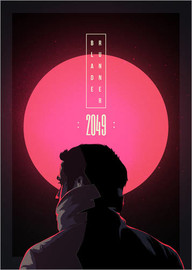 Tela  Blade Runner - 2049 - Fourteenlab