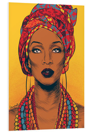 Forex  African tribal woman - Paola Morpheus