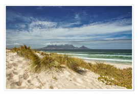 Poster Premium  Cape Town South Africa - Achim Thomae