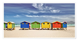 Poster Premium  South Africa - Achim Thomae