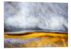 Forex  Abstract Silver and Gold - Sander Grefte