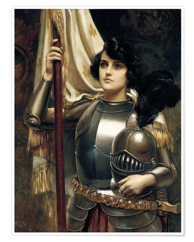 Poster Premium Joan of Arc