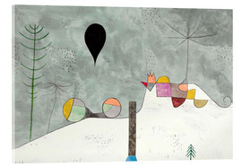 Vetro acrilico  Winter Picture - Paul Klee