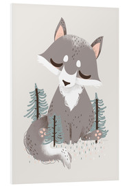Forex  Animal Friends - The Wolf - Kanzi Lue