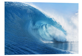 Forex  Blue Ocean Wave