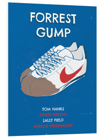Forex  alternative forrest gump sneakers art - 2ToastDesign