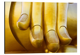 Fingers of the Buddha
