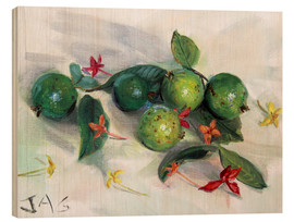 Jonathan Guy-Gladding - guavas and ixora2