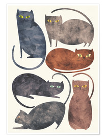 Poster Cats