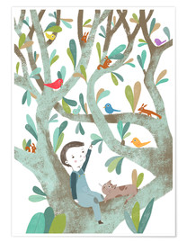 Judith Loske - In The Tree