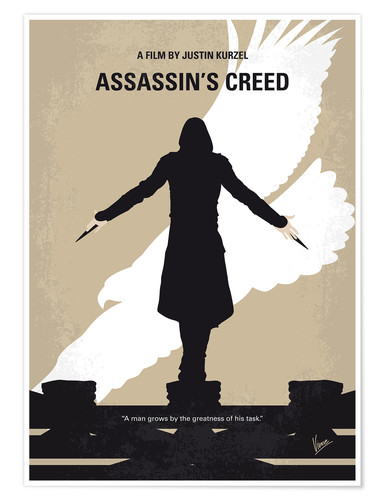 Poster Premium Assassin's Creed