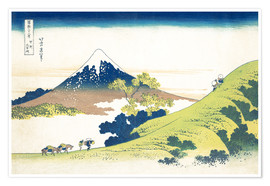 Poster Inume pass the Kai Province