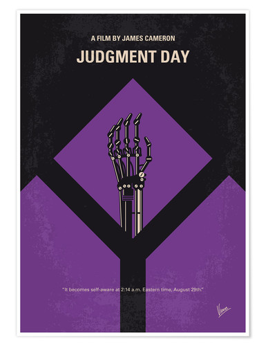 Poster Premium Judgment Day