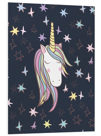 Forex  Unicorn at night - Kidz Collection