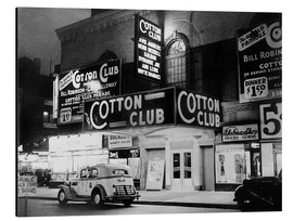 Stampa su alluminio  Cotton Club ad Harlem, New York