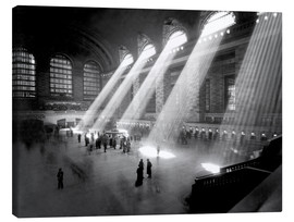 Stampa su tela  Grand Central Station