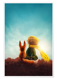 Poster Little Prince