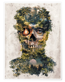 Poster Premium  The Forest of Death - Barrett Biggers