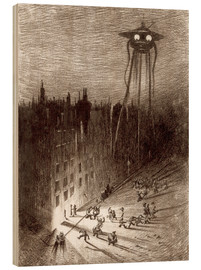 Legno  Martian Viewing Drunken Crowd - Henrique Alvim Correa