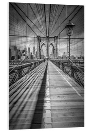 Forex  NEW YORK CITY Brooklyn Bridge - Melanie Viola