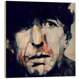 Legno  Leonard Cohen   Hey That's No Way To Say Goodbye - Paul Paul Lovering Arts