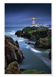 Poster Premium Fanad lighthouse