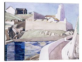 Stampa su alluminio  The Lighthouse - Charles Rennie Mackintosh