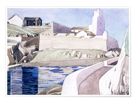 Poster  The Lighthouse - Charles Rennie Mackintosh