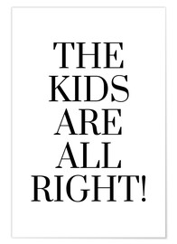 Poster The kids