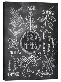 Stampa su tela  30743 Herbs - Lily & Val