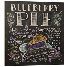 Legno  30475 blueberrypie - Lily & Val